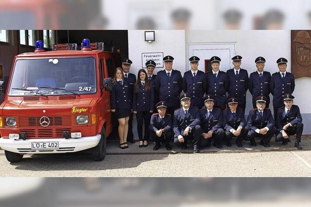Zweitägiges Jubiläumsfest am Feuerwehrhaus