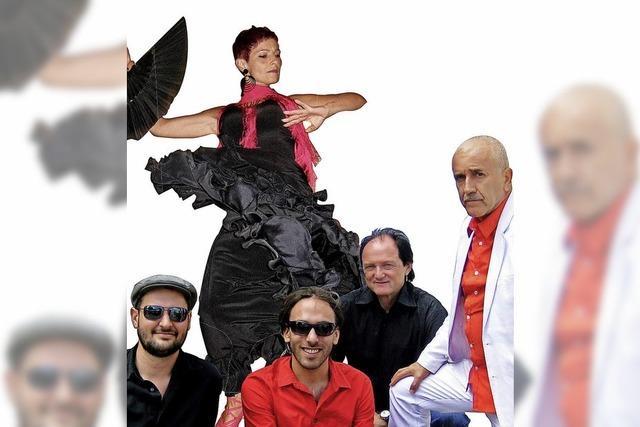 Sommergarten mit der Band Diegos Canela in Neuenburg