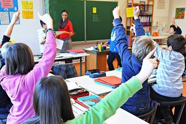Mehr Lehrer: Zuwanderung schwächt Schülerrückgang im Südwesten ab