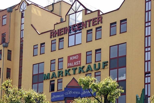 Erweiterung Rheincenter kann starten