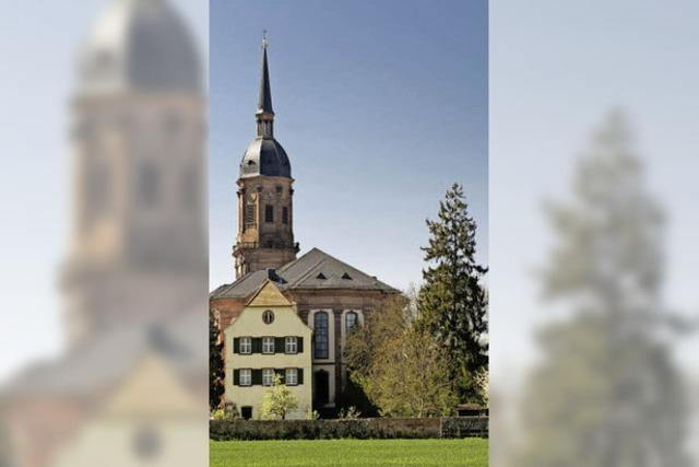 Das Kloster Schuttern ist fast unbekannt - das soll sich ändern