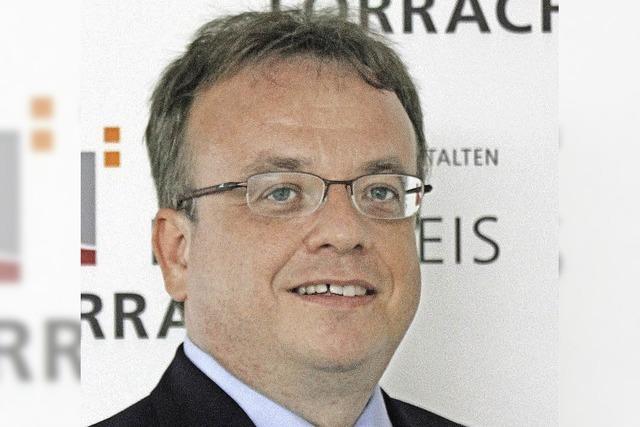 Alexander Willi wird Dezernent für Finanzen