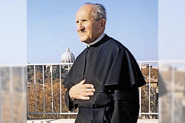 Trauer um Pater Bruno Bayer
