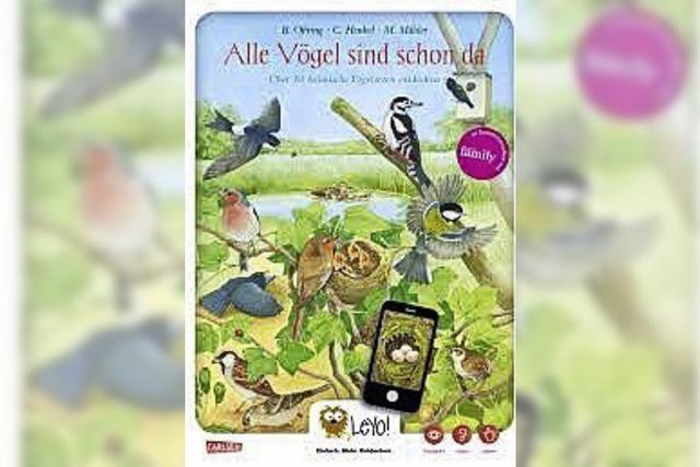 BUCHTIPP: Digitale Vogelwelt