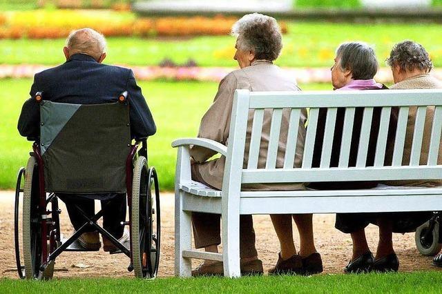 Altenpflege: 24-Stunden-Betreuung für 960 Euro Lohn