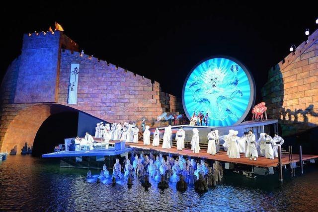 Peking-Oper am Bodensee