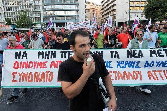 Griechenland sagt Ja zum Reformpaket