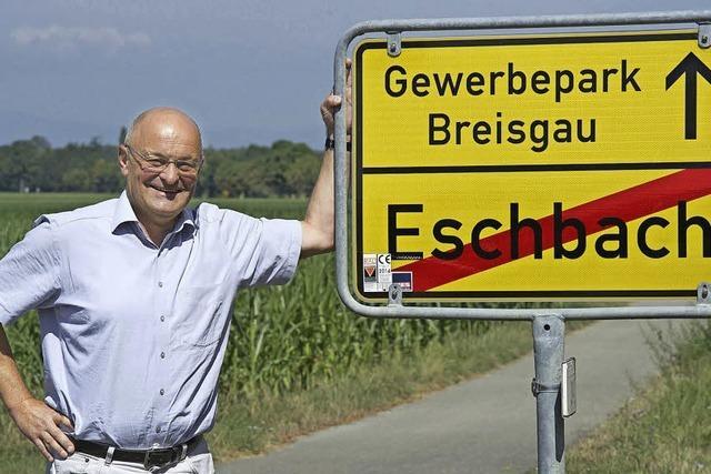Für Eschbach geht eine Ära zu Ende