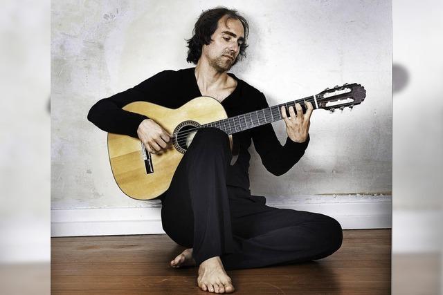 Zwei Konzerte mit Jörg Hoffmann im Rathaus-Innenhof