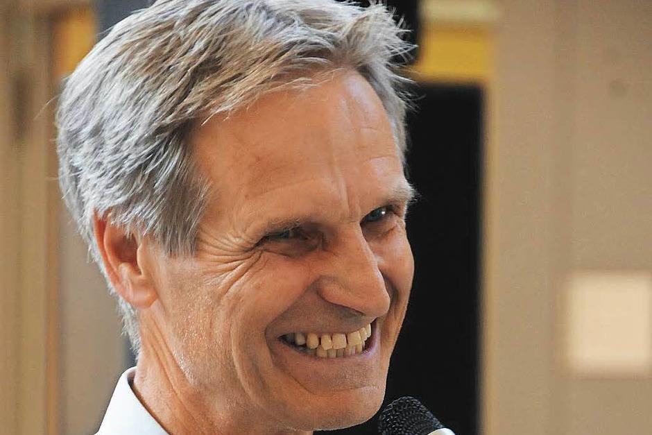 Wolfgang Klingenfeld. (Foto: Robert Bergmann)