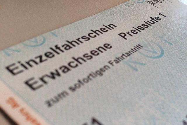 150 Schwarzfahrer in acht Stunden in Freiburg erwischt