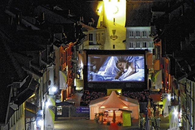Film ab auf der Kaiserstraße