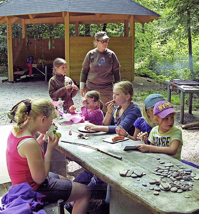 Waldtage organisierten die Badischen J...auch schon im Vorjahr für die Kinder.   | Foto: ZVG