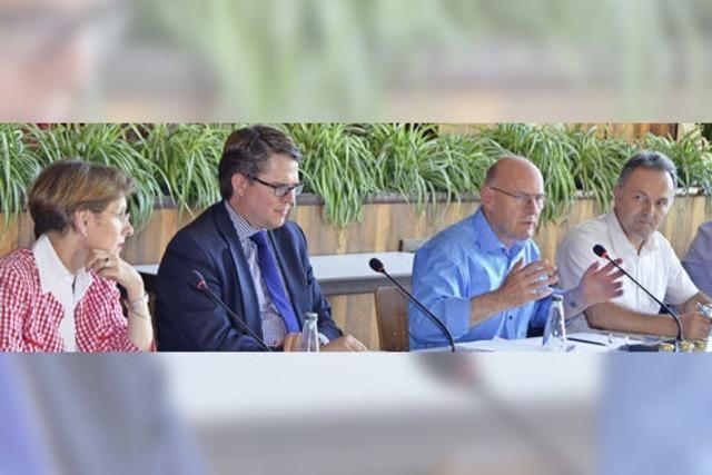 Minister spricht Tacheles