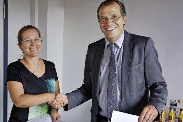 Neue Bürgermeisterin leistet den Eid