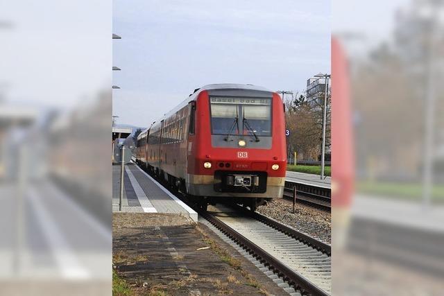 Neustart für Hochrhein-Elektrifizierung