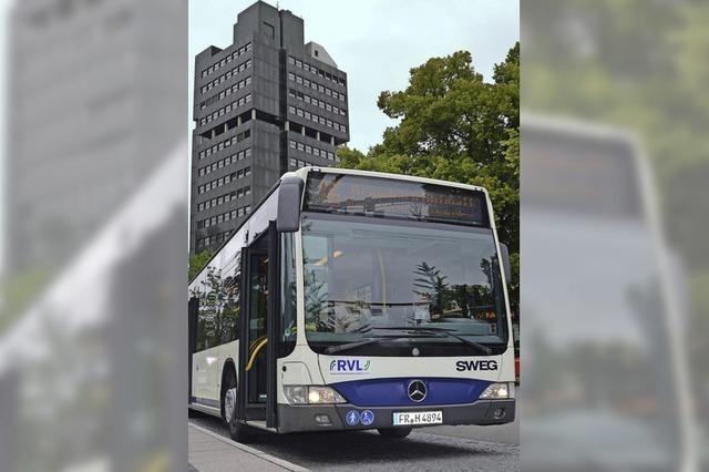 Weichenstellungen für den öffentlichen Verkehr