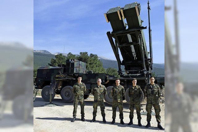 Bundeswehr sieht keine neue Gefahr