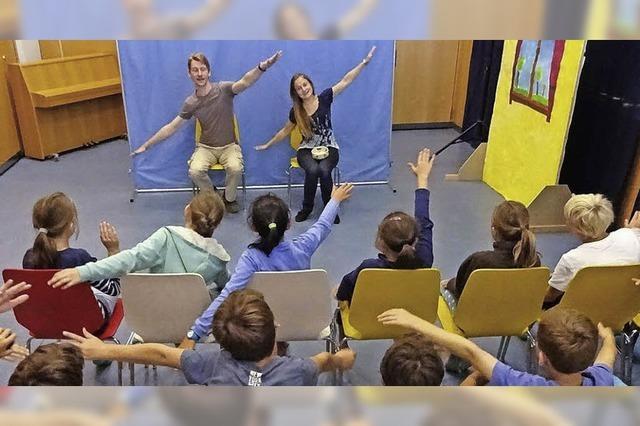 Ein Klassenbesuch beim Missbrauchs-Präventionstheater
