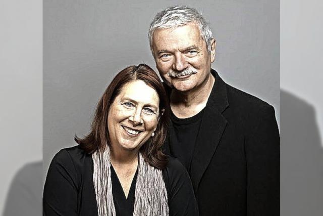 Gabriele Frick-Baer und Udo Baer in Emmendingen