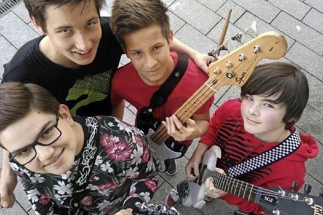 Musiclab-Bands in Emmendingen