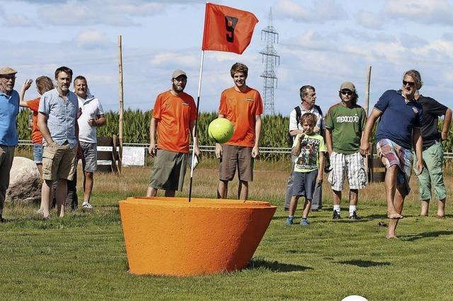 Soccerpark Ortenau ist eröffnet