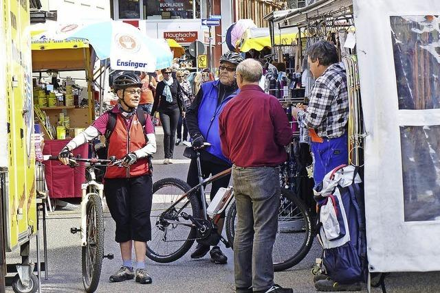Markt in Titisee-Neustadt