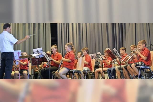Zeigen, was in Neuenburgs Musik-Jugend steckt