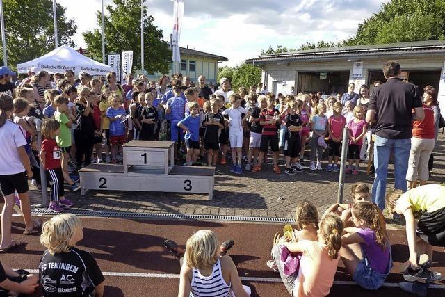 Fast 250 rennen für die Jugend