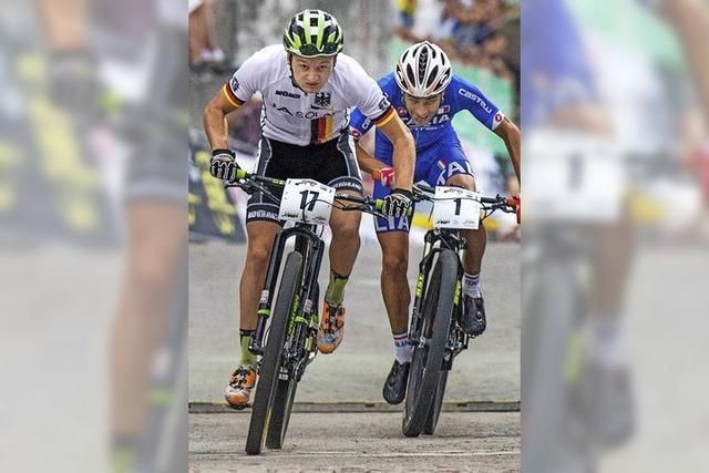 Heiko Hog sprintet zu EM-Silber