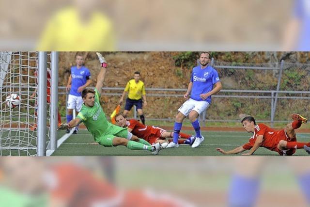 FC Schönau spielt sich zum Sieg