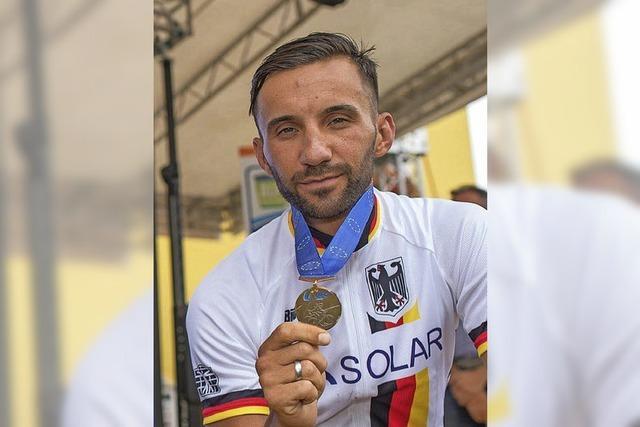 Manuel Fumic holt zum Abschluss Bronze