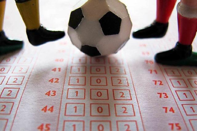 Politik kann Sportwettenchaos nicht regulieren