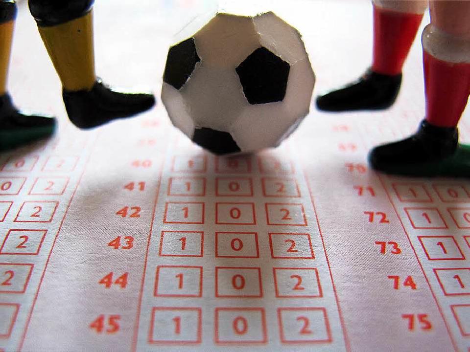 Ein Milliardengeschäft: Sportwetten  | Foto: DPA