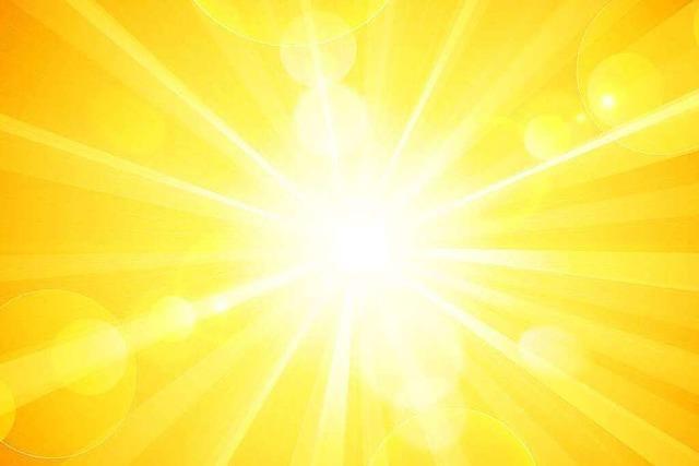 Görwihl im Hotzenwald badet in der Sonne