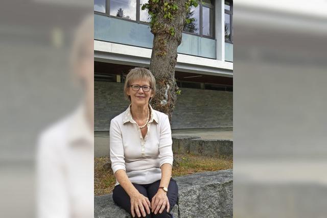 """Claudia Stehle: """"Die Schule steht gut da"""""""