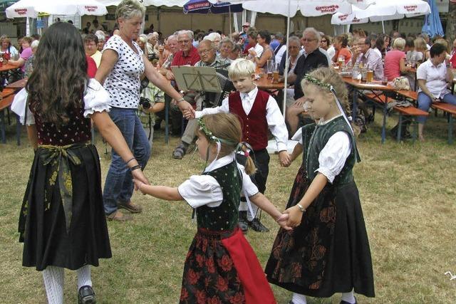 Münstertal feiert Laurentiusfest