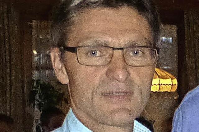 FC Bernau ehrt Leonhard Lais