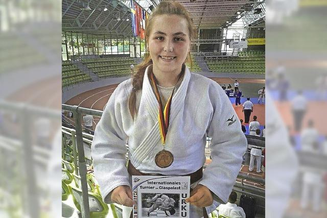 Dritter Platz für Matea Brigic