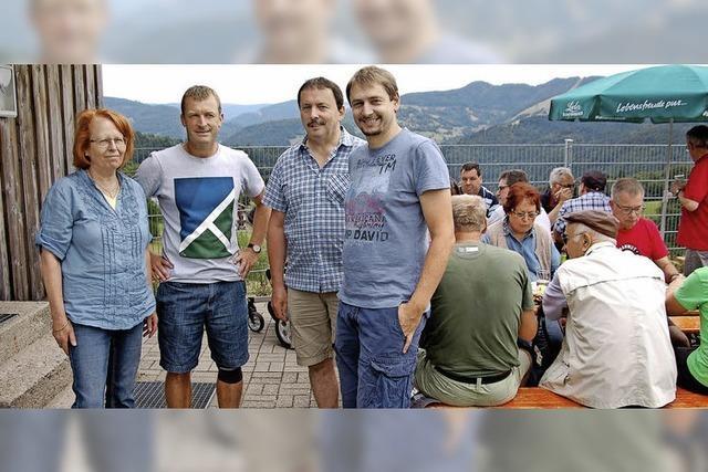 CDU-Gipfeltreffen an der Skihütte