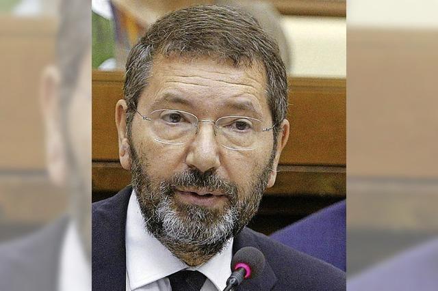 Ignazio Marino: Roms Bürgermeister passt der Mafia nicht