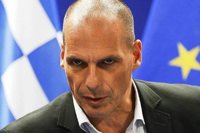 Wie Yanis Varoufakis am Grexit gebastelt hat