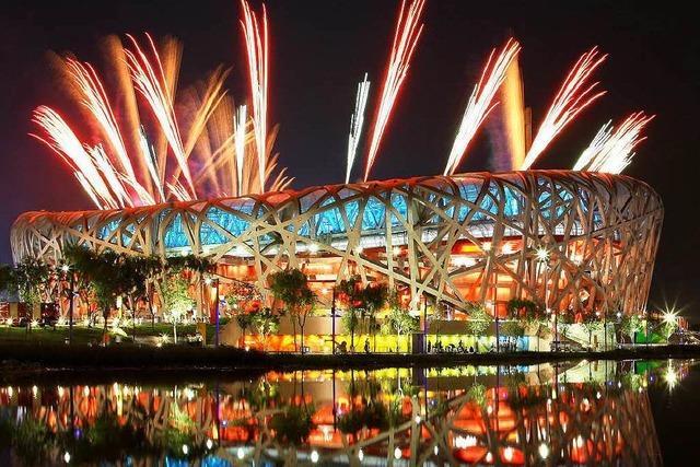 Das IOC vergibt die Olympischen Winterspiele 2022