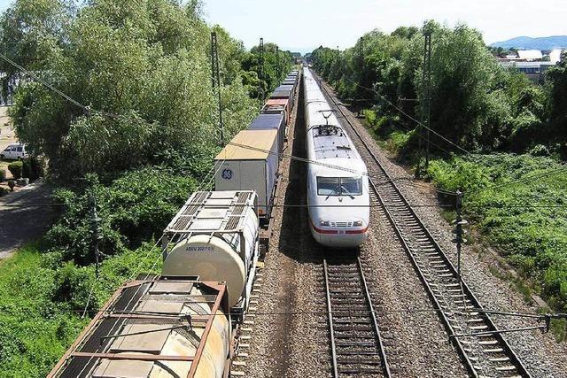 Nach Störung auf Rheintalbahn: Züge fahren wieder
