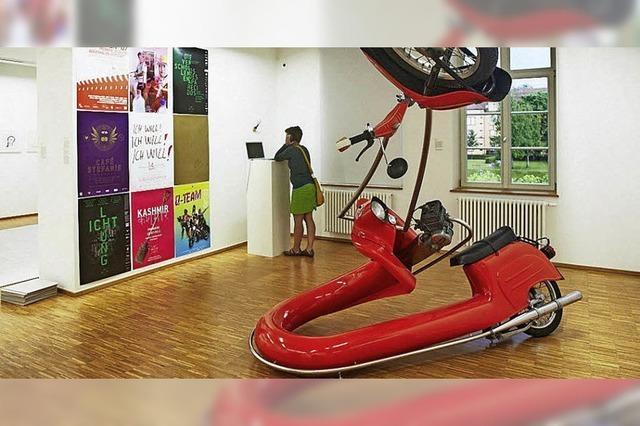 Die Wagenhalle Stuttgart stellt sich in der Städtischen Galerie Offenburg vor