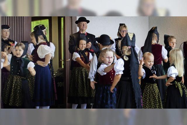 In Häusern findet die Grüezi-Schweiz-Woche statt