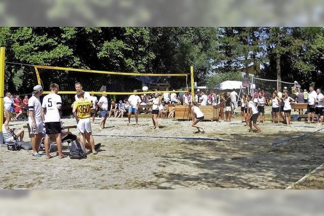 Sport, Sand, Swayzy, Serious
