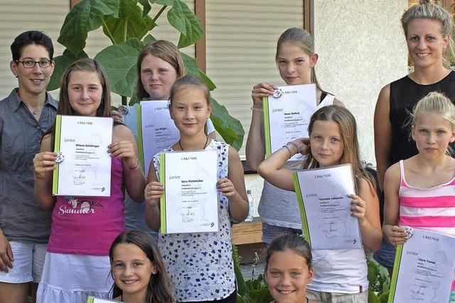 Erfolg für junge Musikerinnen