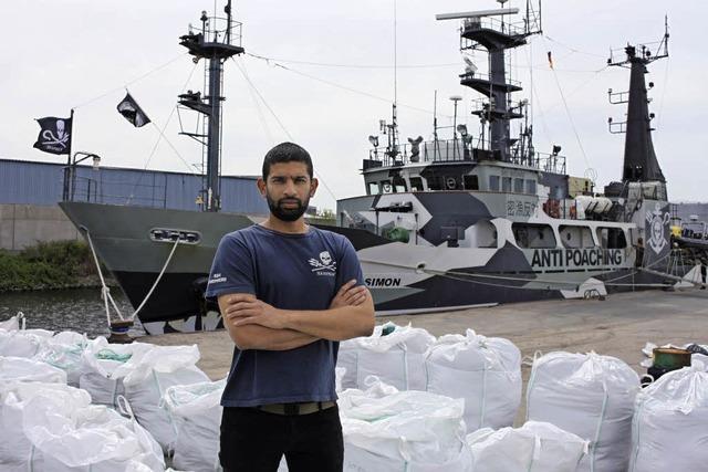 Überfischung: Kampf gegen Fischwilderer