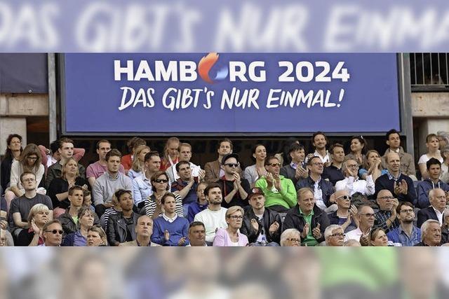 Dämpfer für die IOC-Agenda